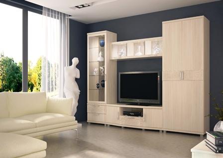 Белая мебель в интерьере: особенности